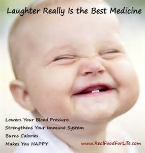 Laughter Is The Best Medicine – Laughter Quote